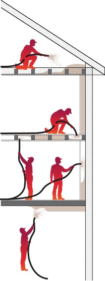 alliance isolation agence montrabé tarn 81 soufflage flocage panneaux isolants