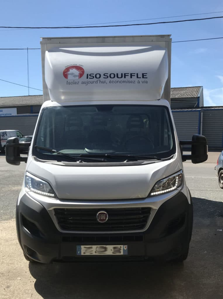 iso souffle camion isolation allier cher saone et loire